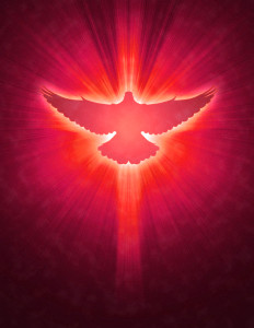 holy-spirit-dove red